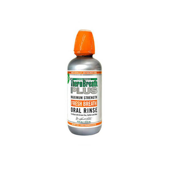 Therabreath Plus Oral Rinse 20