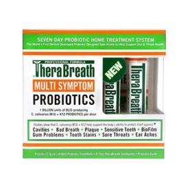 therabreath oral pro-biotics