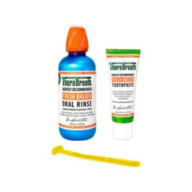 Therabreath Essentials Pack Icy Mint