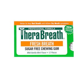 Therabreath chewing gum