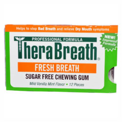 fresh breath chewing gum