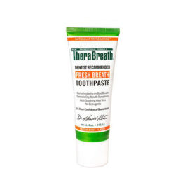 therabreath tooth paste