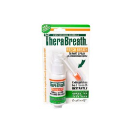 therabreath throat spray