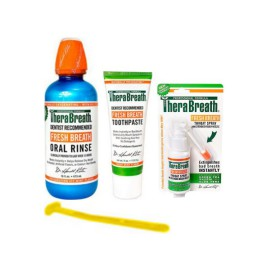 Therabreath Extinguisher Pack Icy Mint