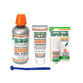 therabreath plus bad breath extinguisher pack