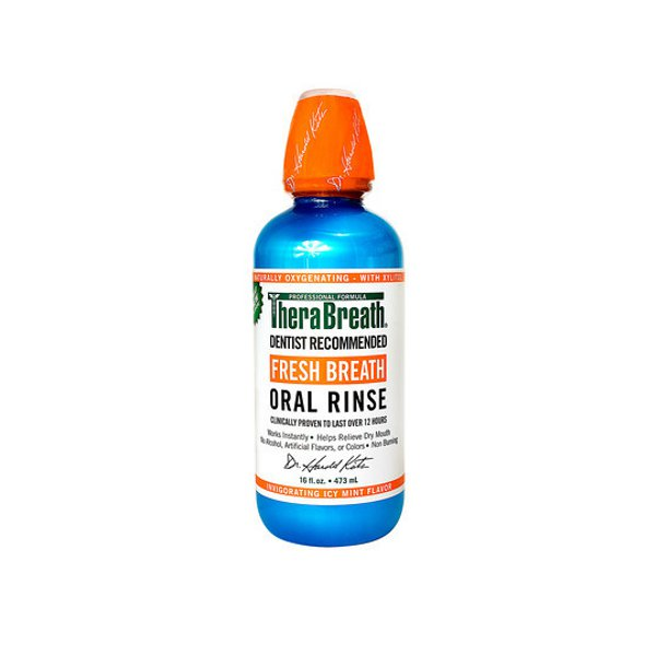 therabreath icy mint rinse