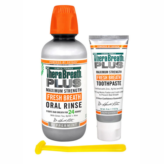 therabreath plus essentials pack