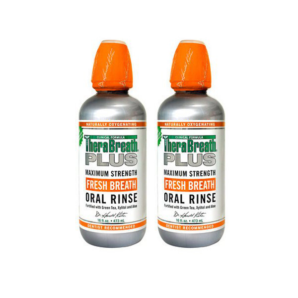 therabreath plus rinse saver