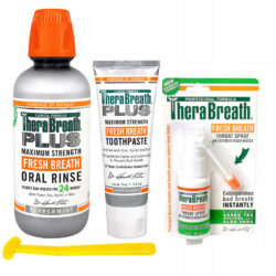 therabreath plus for dry mouth