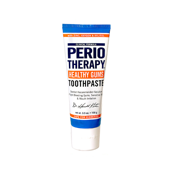 periotherapy tooth paste