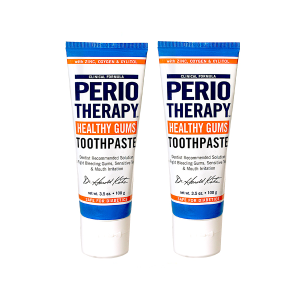 periotherapy tooth paste twin pack