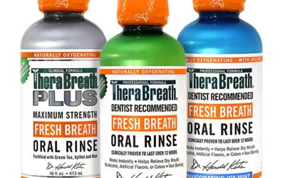Mouthwash containing Zinc is good for bad breath