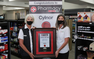 Featured Stockist – Cylnor Pharmacy Somerset West